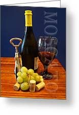 Moscato Greeting Card