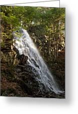 Mosher Hill Falls Greeting Card