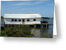 Mosquito Lagoon Florida Greeting Card