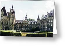 Moszna Panorama Greeting Card