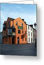 Mother India Restaurant Athlone Ireland Greeting Card