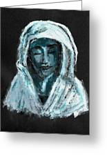 Mother Of Sorrows Greeting Card