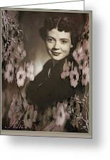 Mother's Day - Remembering Alice Greeting Card