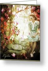 Mother's Day - Remembering Lydia Greeting Card