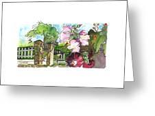 Moulin Du Breuil,   Cognac Greeting Card