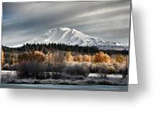 Mount Adams, Washington Greeting Card