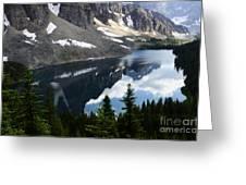 Mount Assiniboine Canada 13 Greeting Card