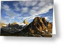 Mount Assiniboine Canada 14 Greeting Card