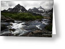 Mount Assiniboine Canada 15 Greeting Card