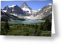 Mount Assiniboine Canada 16 Greeting Card