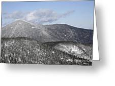 Mount Carrigain - White Mountains New Hampshire Usa Greeting Card
