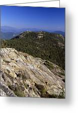 Mount Chocorua - White Mountains New Hampshire Usa Greeting Card