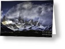 Mount Fitz Roy 6 Greeting Card