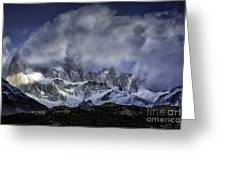 Mount Fitz Roy 7 Greeting Card