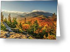 Mount Jo View Greeting Card