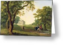 Mount Kennedy - County Wicklow Greeting Card