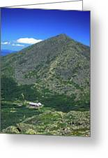 Mount Madison From Mount Adams Greeting Card