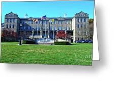 Mount Saint Mary's University Greeting Card