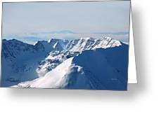 Mount St. Helens 0003 Greeting Card
