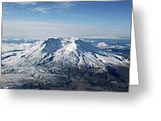 Mount St. Helens 0005 Greeting Card