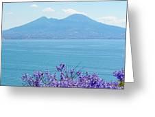 Mount Vesuvius 1 Greeting Card