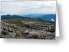 Mount Washington Observatory Greeting Card