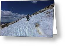 Mount Whitney Greeting Card