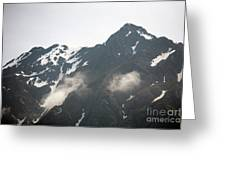 Mountain Alaska A Greeting Card
