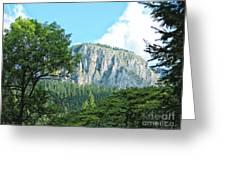 Mountain Charm Greeting Card