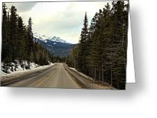 Mountain Journey Greeting Card