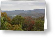 Mountain Landscape 5 Greeting Card