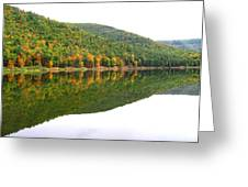 Mountain Mirror Greeting Card