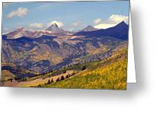 Mountain Splendor 2 Greeting Card