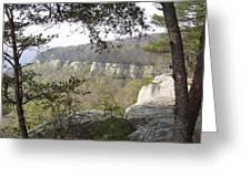 Mountains Greeting Card