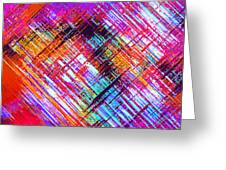 Moveonart A Night On The Town Greeting Card