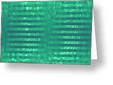 Moveonart Codegreen Greeting Card