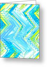 Moveonart Crazy Spring Cool Greeting Card