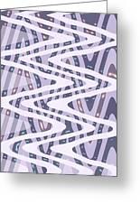 Moveonart Dreamers Waves Greeting Card