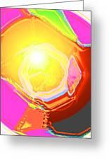 Moveonart Enlightened Artistic Society Greeting Card