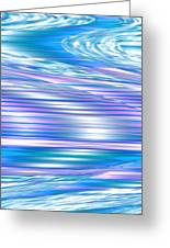 Moveonart Longing For Waves Of Renewal Greeting Card