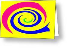 Moveonart Movecolormove Greeting Card
