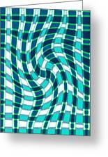 Moveonart New Patterns 3 Greeting Card