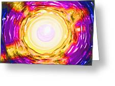 Moveonart Onward Passion Greeting Card