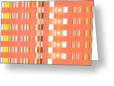Moveonart Orange Interactive Spiritual Solutions Greeting Card