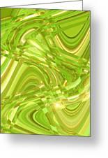 Moveonart Spiritual Transformation 3 Greeting Card