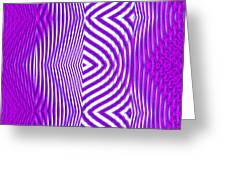 Moveonart Texture The Future 1 Greeting Card