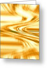 Moveonart They Say The Streets Are Paved With Gold Greeting Card