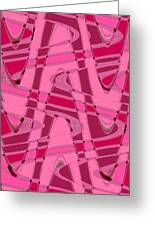 Moveonart Wave Time 8 Greeting Card