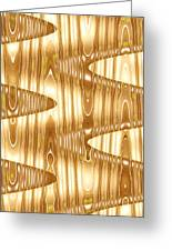 Moveonart Waves Of Enlightenment 2 Greeting Card