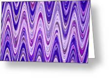 Moveonart Waves Of New Life Greeting Card